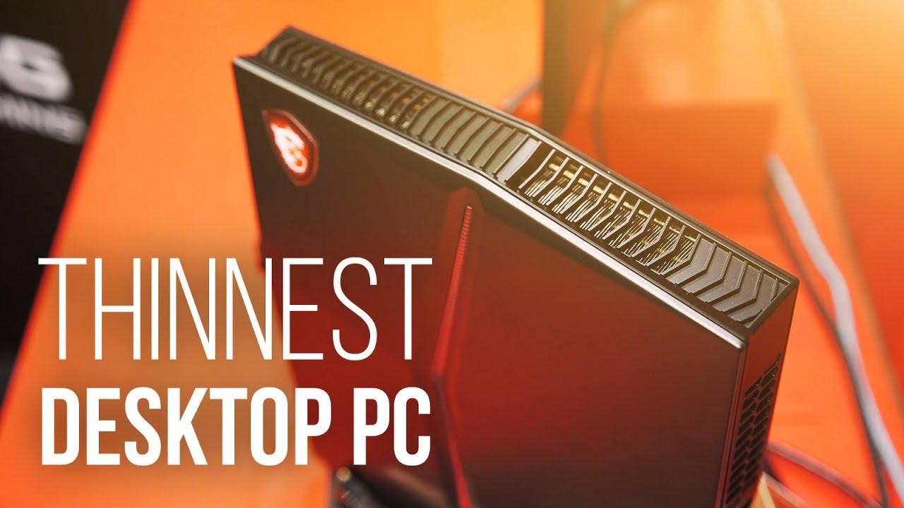 Image result for thinnest gaming desktop