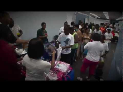 Back To School Giveaway at Innovations Charter School