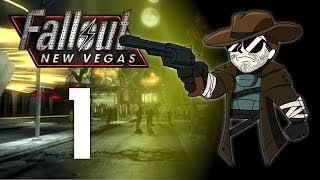 FALLOUT: NEW VEGAS (Chapter 8) #1 - Off to see The King