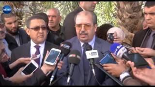 محمد عيسى: التعاطي مع زيارة شكيب خليل يتحمله نجل رئيس الزاوية