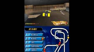 Gameplay Hot Wheels - Beat That! - DS