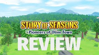 Story of Seasons: Pioneers of Olive Town Review - That Familiar Farmer's Grind (Video Game Video Review)