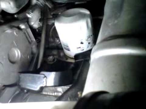 Engine Oil Filter Replacement Toyota Highlander Fix It