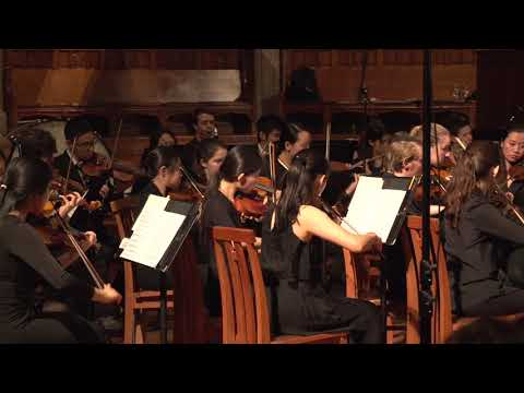 Brandeis-Wellesley Orchestra, Fall Concert