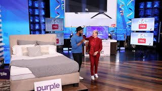 Ellen's Uber Big Birthday Gifts for Her Audience!