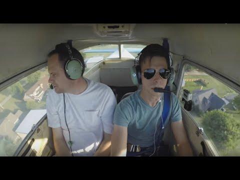 Cessna 150, Stalls at 3000ft - Soft Field Takeoff - Oklahoma