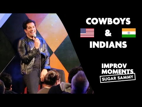 Sugar Sammy: Cowboys and Indians