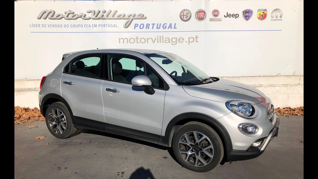 Fiat 500X 1.3 MultiJet 95 CV Urban Lounge - Spinautomobili
