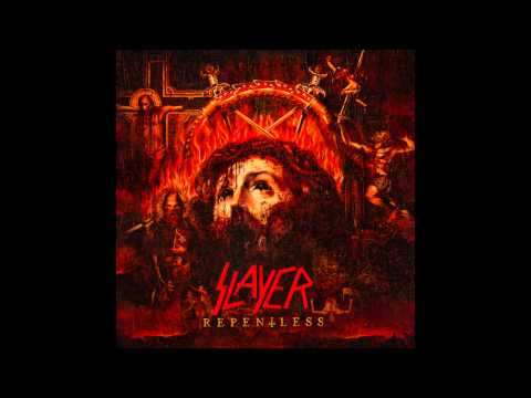 Slayer - Repentless [HD Audio] New Song