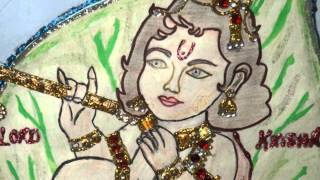 Drawings of god KRISHNA - Krishna pictures - lord krishna drawings  !