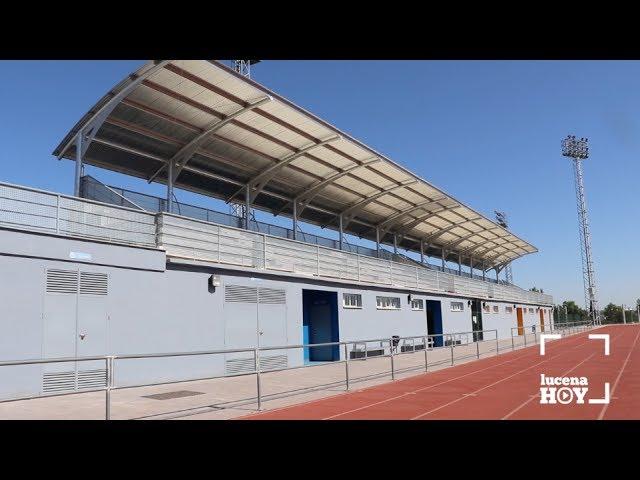 VÍDEO: La Ciudad Deportiva estrena cubierta para la grada principal