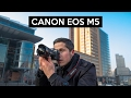 Canon EOS M5 english review   great VLOGGING camera   testet in Berlin with Valuetech de