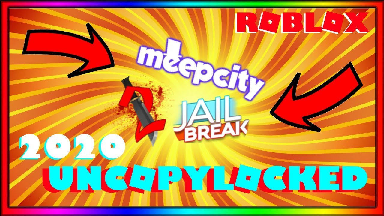 500 Uncopylocked Roblox Games 2020 New All Working Youtube