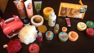 Big The Body Shop Haul