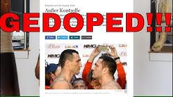 Doping im Boxen | Dazu 5 krasse Beispiele!