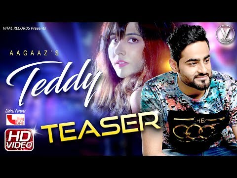 Teddy Valentine's Day | Teaser Song | Aagaaz | Upma Sharma | New Punjabi Video Song 2018