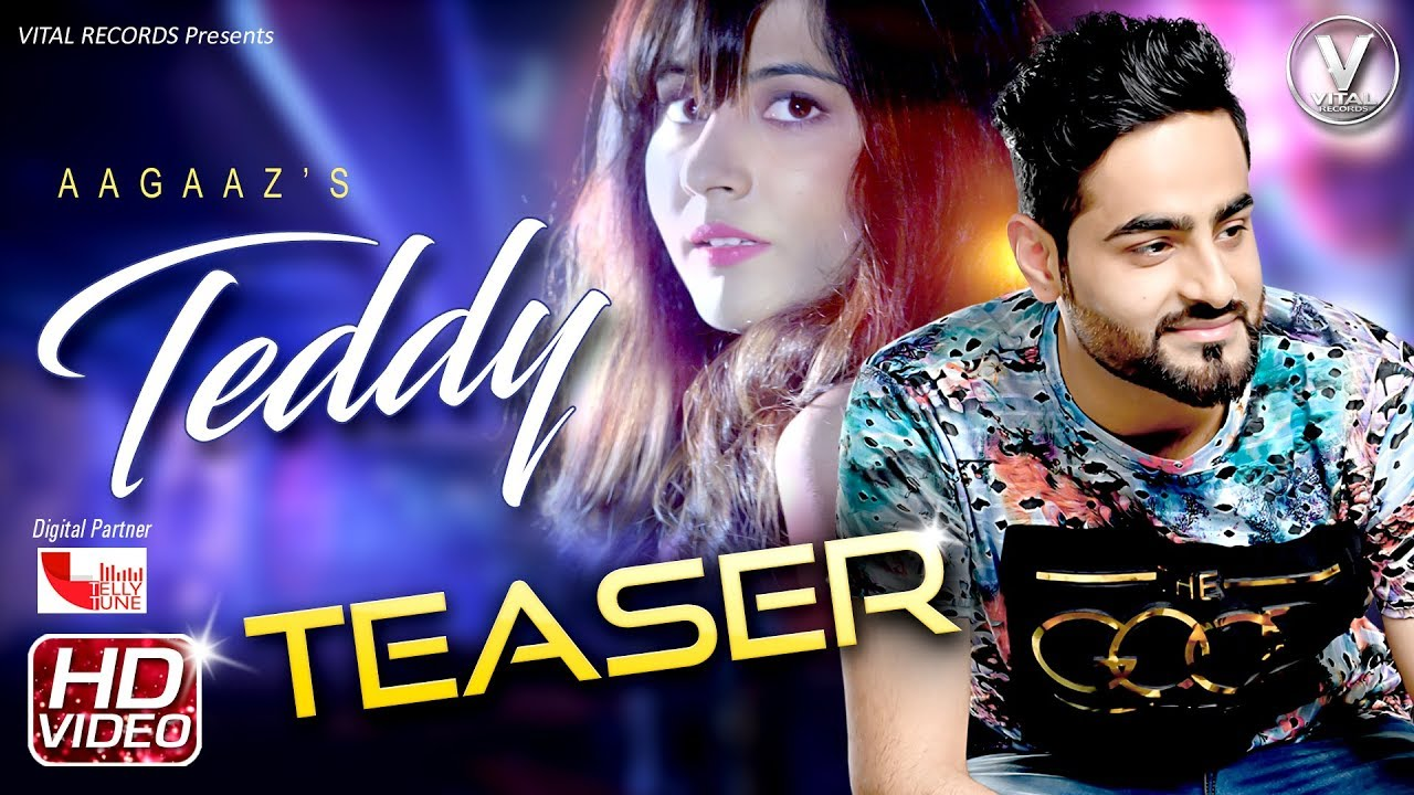 Teddy Valentine's Day | Teaser Song | Aagaaz | Upma Sharma | New Punjabi Video Song 2018 #1