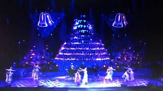 Carol of the Bells, Edmonton Signing Christmas Tree