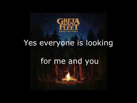 Greta Van Fleet  Talk On The Street  Lyrics