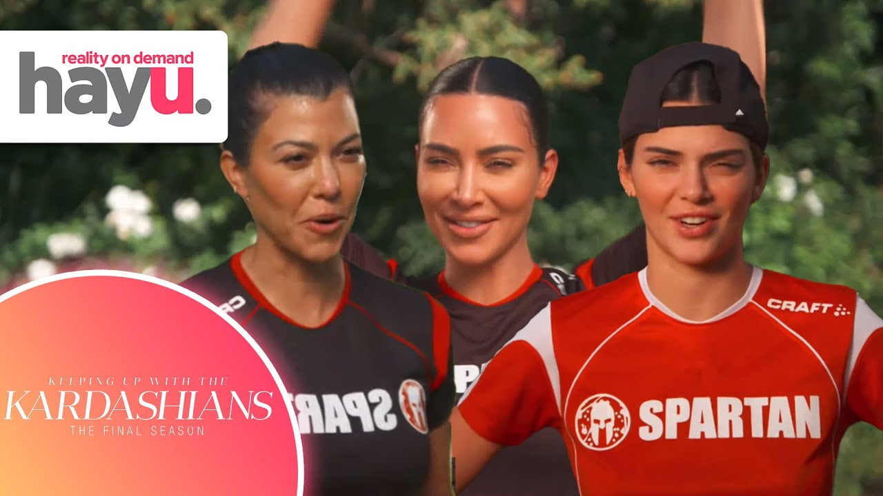 Who is the Fittest? Kardashians v. Jenners | Season 20 | Keeping Up With the Kardashians
