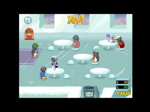Penguin Diner 2 Full Gameplay Walkthrough