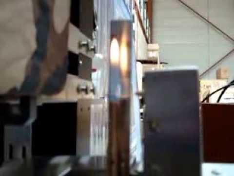 Flexiburn Reglage De Flamme Pour Test De Flammabilité