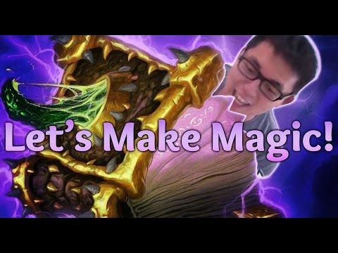 [Hearthstone] Let's Make Magic
