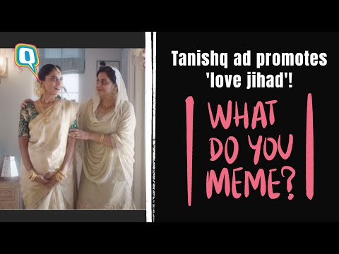 Tanishq Ad Removed Because It's 2020 and Secular India Is Passé   The Quint