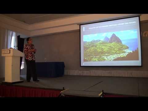 DevelopingEM 2013. Lisa Charles. EM in St Lucia.