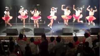 3月10日「Girl`s Bomb!! ~春一番~」@東京キネマ倶楽部 てんきゅ!→MC...