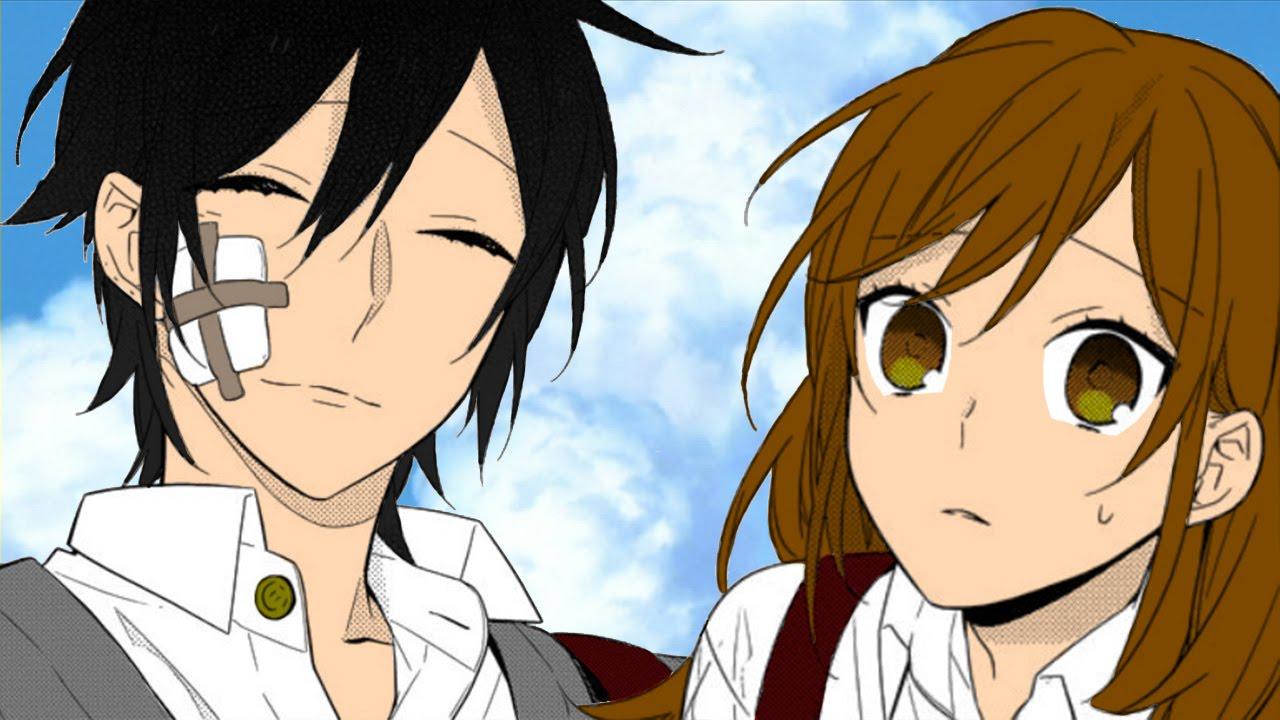 Horimiya Chapters 41 and 42 ホリミヤ Manga Review - Mature