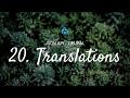 20  Content translation