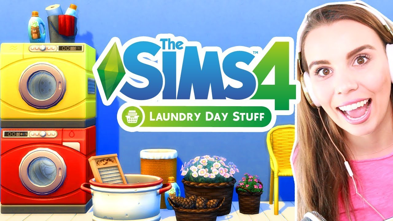 sims 4 laundry day review