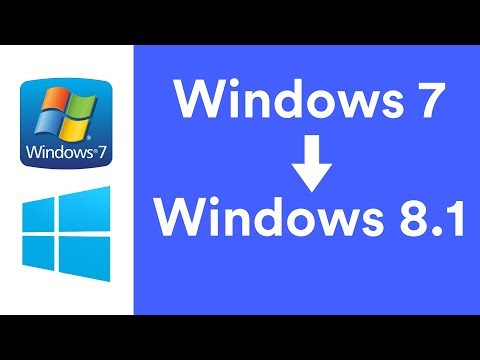 Como Actualizar Desde Windows 7 A Windows 8.1 SIN FORMATEAR