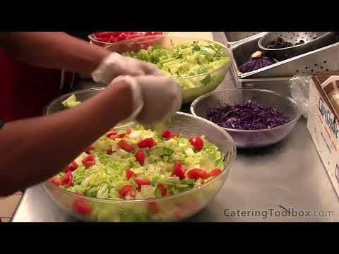 CATERING PREP MADE EASY PT. 1