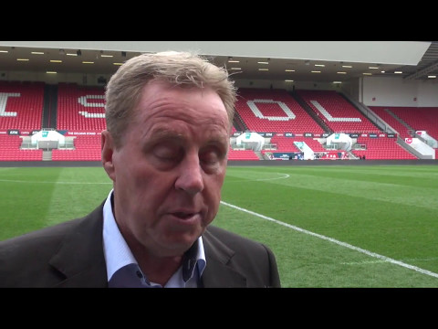 INTERVIEW | Final day win delights Harry Redknapp | Bristol City 0-1 Birmingham City
