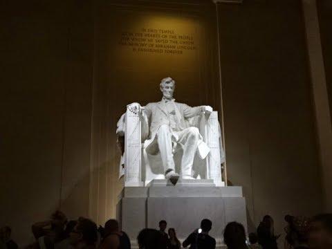 Washington DC, USA - Monuments and Memorials Evening Tour