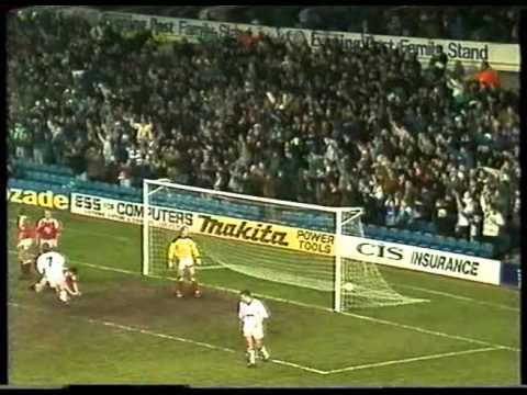 Leeds United Season review 92-93