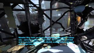 Portal 2: Walkthrough - Part 1 (Chapter 1) (PS3/X360/PC) [1080p HD] (Gameplay)