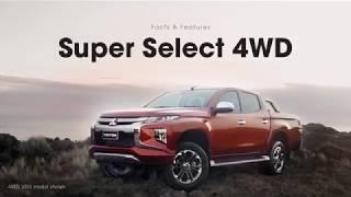 Download Video New Mitsubishi Triton - Super Select 4WD   Mitsubishi Motors NZ MP3 3GP MP4
