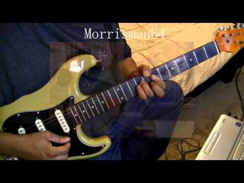 The Sugarhill Gang - RAPPERS DELIGHT - Guitar Cover
