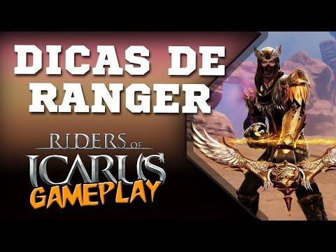 Riders of Icarus (pt-BR) | Dicas de Ranger: Gear, Pets, Seals, Talentos, Titulos