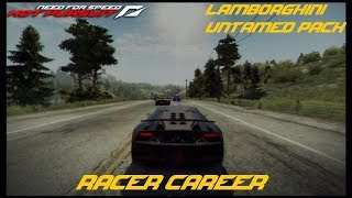 Need for Speed Hot Pursuit (PS3) - Racer Career [Lamborghini Untamed Pack]