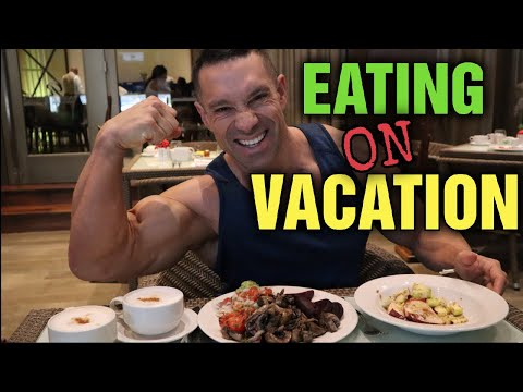 VLOG Brandon Harding Approved? Hunting For POPCORN How I Eat while on Vacation