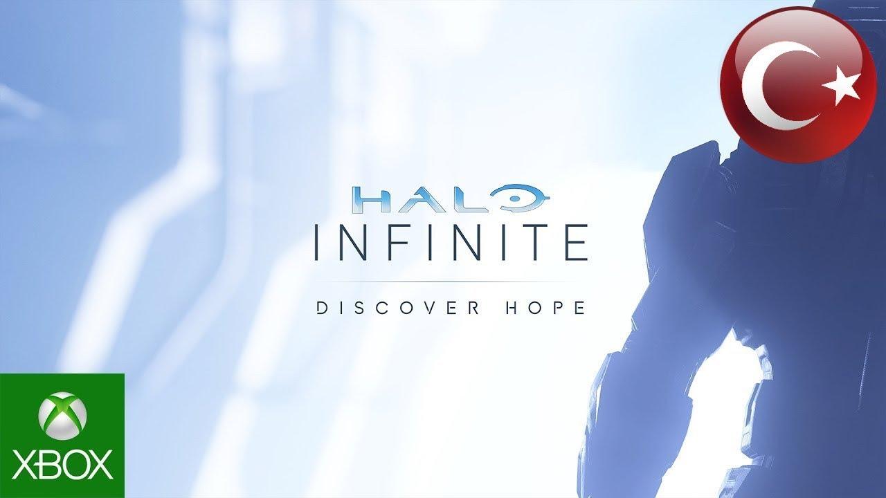 Halo Infinite - Umudu Keşfet - E3 2019 (Türkçe Altyazılı)