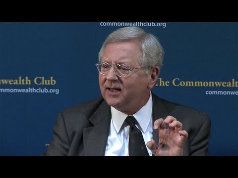 Thomas E. Mann: Republicans Are Now 'Insurgent Outliers' - YouTube