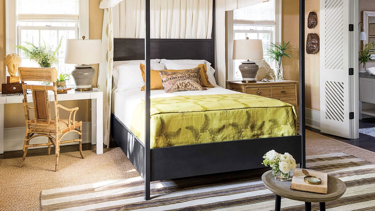 Idea House The Master Bedroom Southern Living Youtube