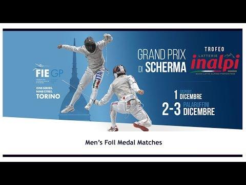 2017 Men's Foil Individual Grand Prix Turin - Finals