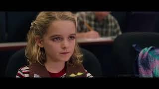 Мэри на курсах в колледже. Конец фильма. Одарённая. 2017.