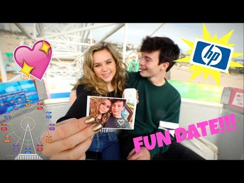 Surprising My BF With A Fun Gift And Date | Brec Bassinger